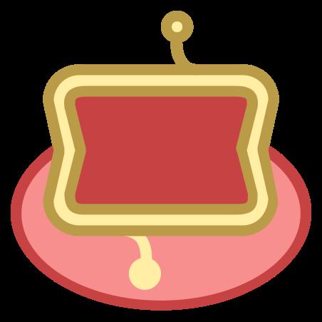 Interni della borsa icon