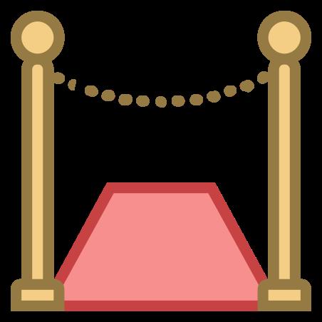 Red Carpet icon