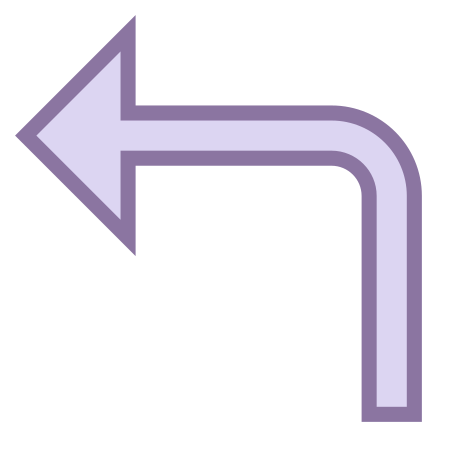 Reply Arrow icon in Office S
