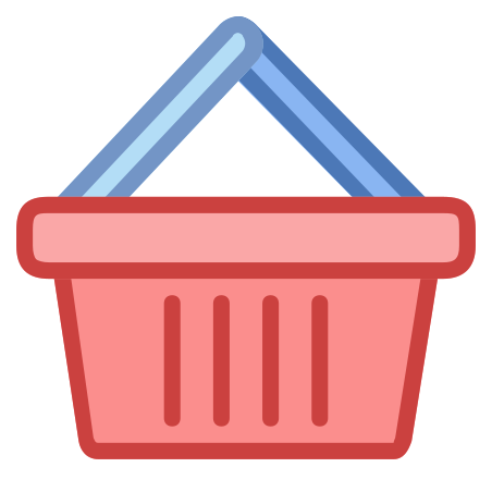 Shopping Basket icon in Office S