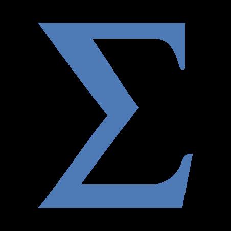 Sigma icon