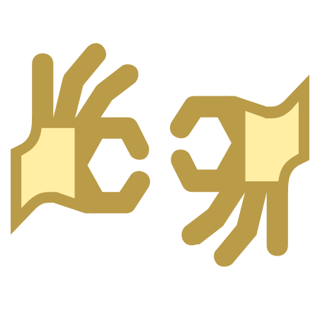 Sign Language icon in Office S