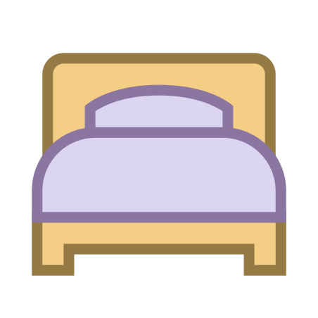 Single Bed icon