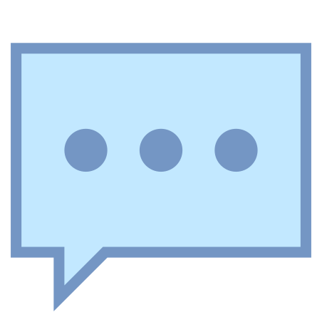 SMS icon in Office S