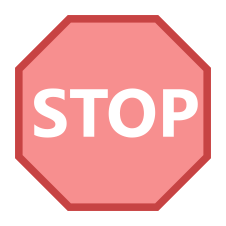 Stop Sign icon in Office S