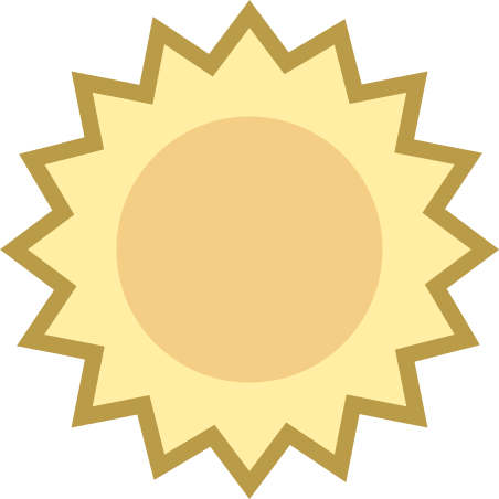 Summer icon in Office S