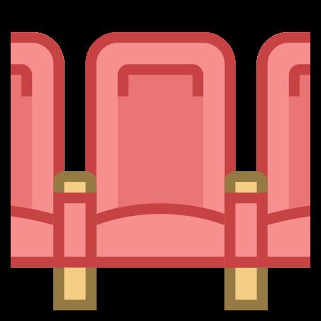 극장 좌석 icon