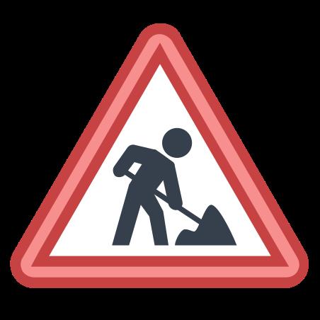 공사중 icon