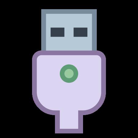 에 USB icon