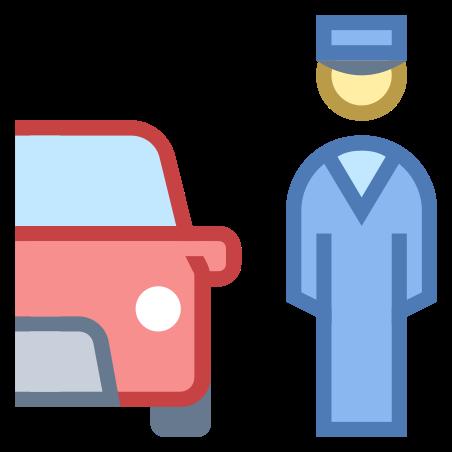주차 대행 icon