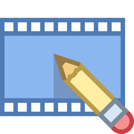 Video Editing icon in Office S