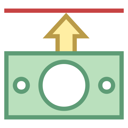 Withdrawal Limit icon