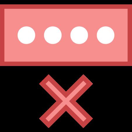 잘못된 PIN 코드 icon in Office S
