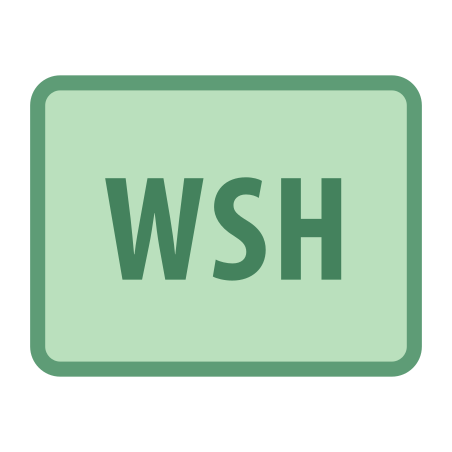 WSH icon