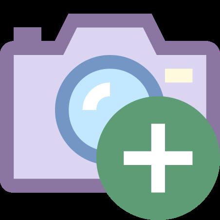 Add Camera icon