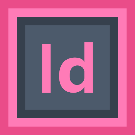 Adobe Indesign icon in Office XS