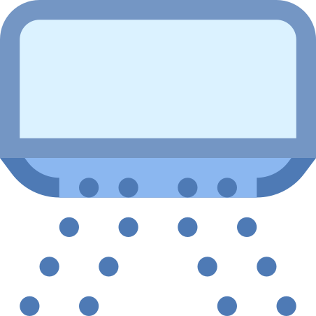 에어컨 icon in Office XS