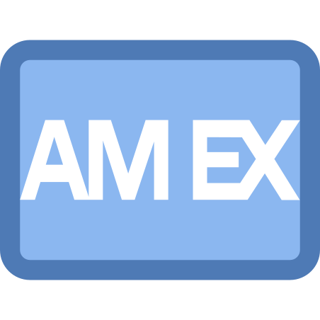 American Express icon in Office XS