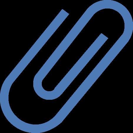 Anfügen icon