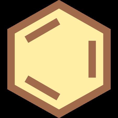 벤젠 반지 icon in Office XS