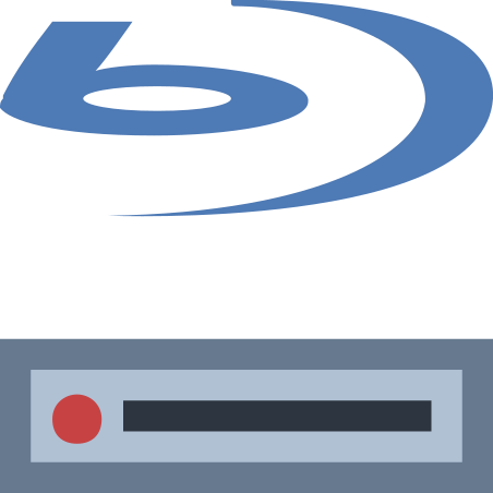 Blu Ray Disc Player icon