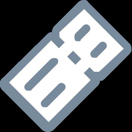 탑승권 icon