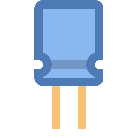 Capacitor icon