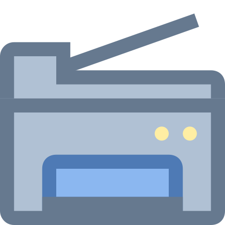Copy Machine icon in Office XS