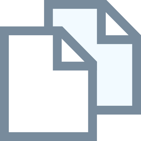 Copy icon in Office XS
