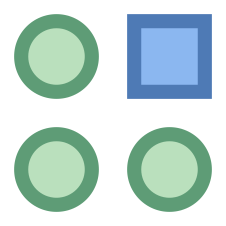 Deviation icon