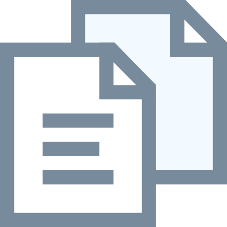 Documents icon in Office XS