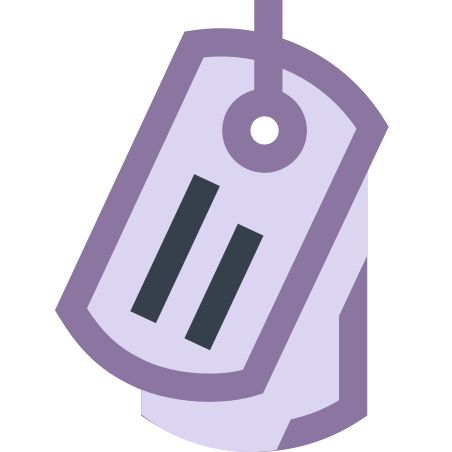 Dog Tag icon