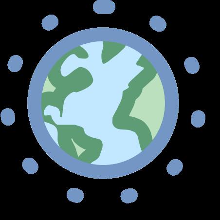 지구의 행성 icon