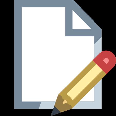 Editar Arquivo icon
