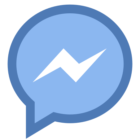 Facebook Messenger icon in Office XS