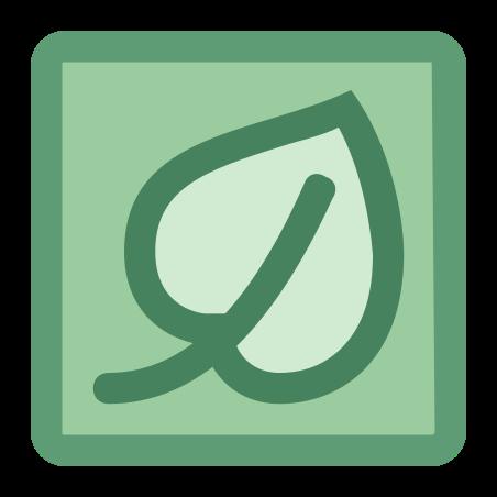 섬유 icon in Office XS