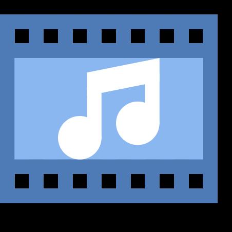 Film Soundtracks icon in Office XS