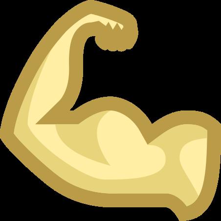 灵活的二头肌 icon