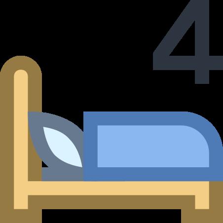 네 침대 icon