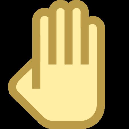 네 손가락 icon