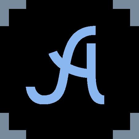 Handwritten OCR icon