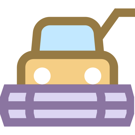 Harvester icon in Office XS