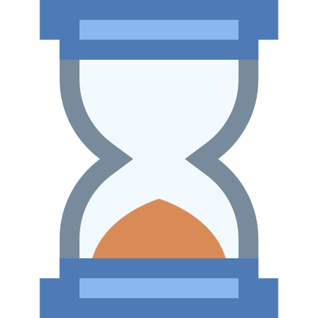 Sand Timer icon in Office XS