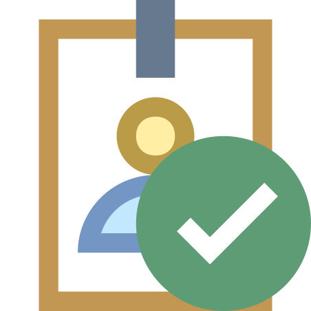 이드 검증 icon