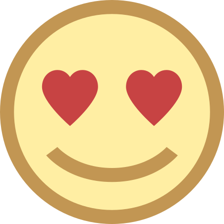 In Love icon in Office XS