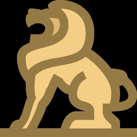 ライオン像 icon