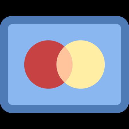 마스터 카드 icon in Office XS