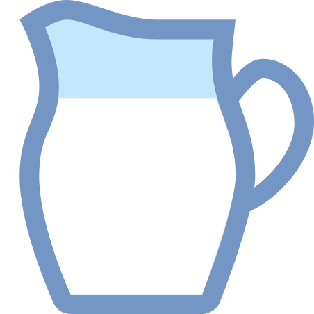 Milk icon in Office XS