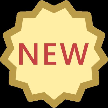 새로운 icon