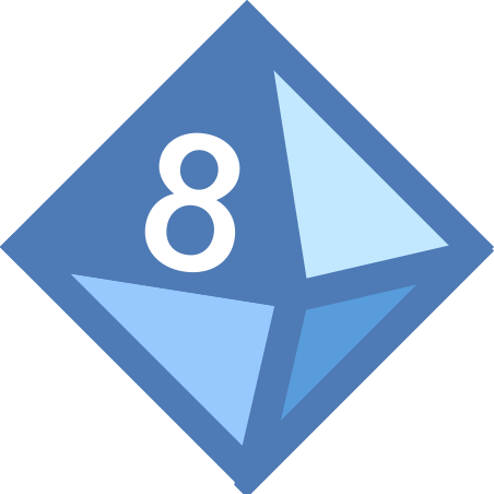 Octahedron icon
